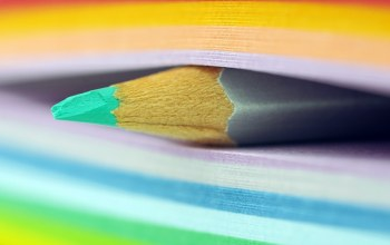 sticky notes,colorful,Pencil