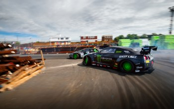 занос,Lamborghini,Larry Chen,speedhunters,Monster energy,Battle drift