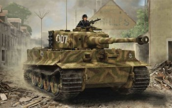 world war ii,tiger i,Late Production,Война в Европе