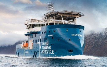 Offshore Supply Ship,Windea Offshore,Service Operation Vessel,Supply Ship,Windea,Offshore,бак,Wind Power Services,судно,M/V Windea