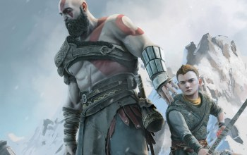 sony,ps4,God of War 4,Atreus