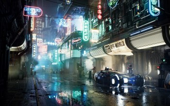 Unreal Engine 4,Blade runner
