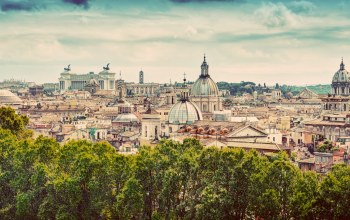 view,(италия),Панорама,europe,rome,city,italy,rim,travel,Город