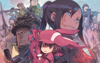 Sword Art Online,Sword Art Online Alternative: Gun Gale Online,Alternative: Gun Gale Online