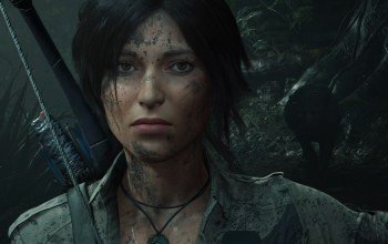 волосы,Shadow of the Tomb Raider,lara kroft,лук,tomb raider