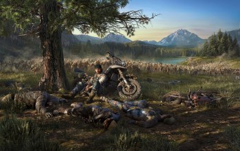 playstation 4,Sony Interactive Entertainment,SIE Bend Studio,Days Gone