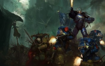 ultramarines,Death guard,chaos space marines,primarch,space marine,warhammer 40 000,Roboute Guilliman