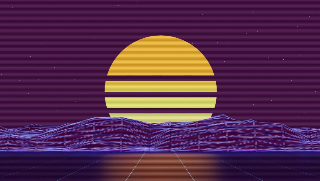 New Retro Wave,музыка,солнце,80s,Synth,Синтвейв,Retrowave,Futuresynth,Ретровейв,фон,Звезда,Outrun,synthwave,неон