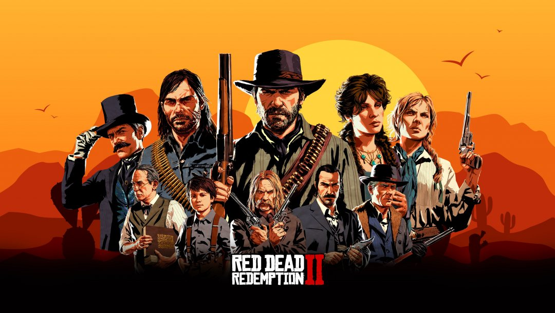 games,rockstar,Red Dead Redemption 2