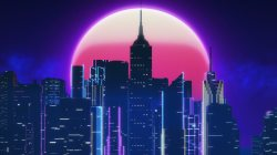 luna,By SynthEx,SynthEx,Synth,Retrowave,неон,стиль,музыка,80s,Ретровейв,Синтвейв,ночь,synthwave,Город,Outrun,New Retro Wave,Futuresynth