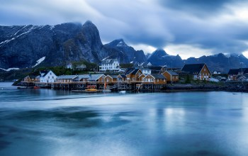 Lofoten islands,norway,Норвегия