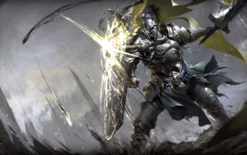 shield,«warrior»,artwork,battle,fantasy,soldier,armor,sword,fantasy art,digital art,weapon,knight,helmet