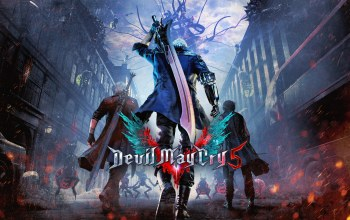 game,devil may cry 5,capcom