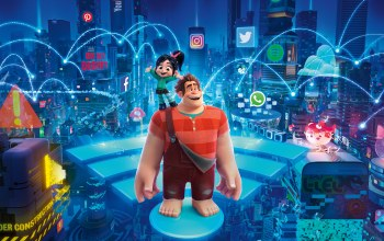 Ralph Breaks the Internet,Spotify,2018,wreck-it ralph,gal gadot,Instagram,network,facebook,kind,walt disney pictures,Yesss,girl,Моана,Pinterest,Shank,animation,Google,Vanellope,ralph,comedy,year,Mandy Moore,the,Taraji P. Henson,fantasy,ман,adventure,Kindness,Sarah Silverman,лады,Wreck-It Ralph 2,twitter,Snapchat,Кристен Белл,John C. Reilly,young,Wireless,light,movie,wi-fi,YouTube,Auli'i Cravalho,film,city,breaks,rapunzel,funny,анна,Мулан,family,Интернет
