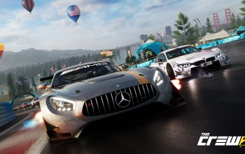 ubisoft,Мercedes-benz,The Crew 2,game,///AMG