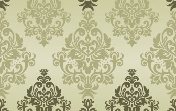 classic,seamless,background,паттерн,vector,damask, зелёный,ornament,Tekstura