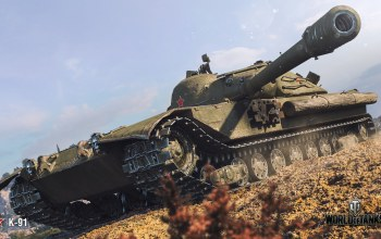 wot,wargaming,World of Tanks,К-91