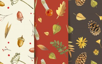 patterns,Tekstura,leaves,background,фон,autumn