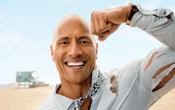 "Dwayne Johnson,actor,Dwayne ""The Rock"" Johnson,smile"