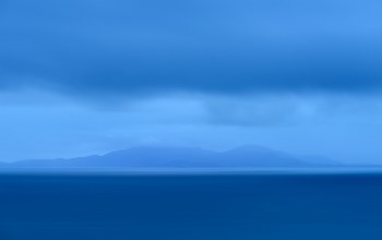clouds,isle of skye,neist point,water,seascape,blue,#Sea,scotland,ocean,island