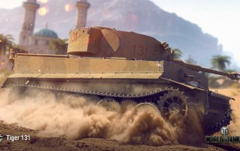 wot,Tiger 131,wargaming,World of Tanks