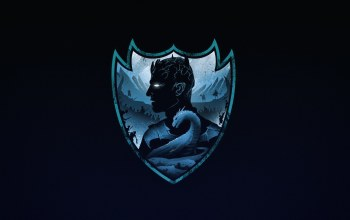 White walker's house crest,арт,фон,by Vincent Trinidad,Vincent Trinidad,Game Of Thrones,House of Walkers,White walker's house,#минимализм,Vincenttrinidad,by Vincenttrinidad