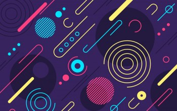 rounded,Abstract,shapes,background,Tekstura,абстракция,colorful