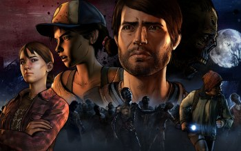 The Walking Dead: Season Three,Telltale Games,Clementine,Клементина