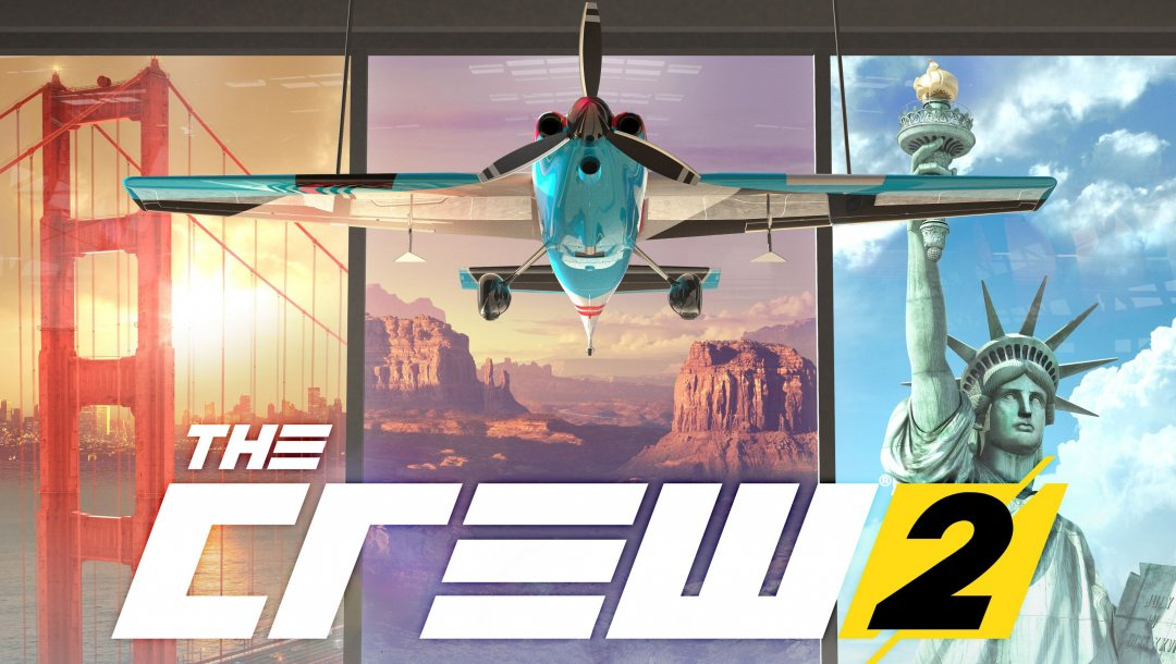 ubisoft,game,The Crew 2,лого