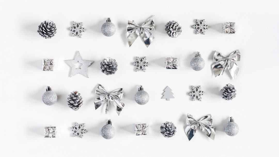 шишки,merry-christmas,xmas, silver,decoration,Рождество,gift,White,christmas,Новый Год