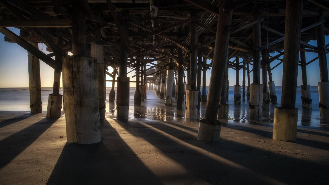 Pier Troll,флорида,United States,Cocoa Palms Mobile Home Park