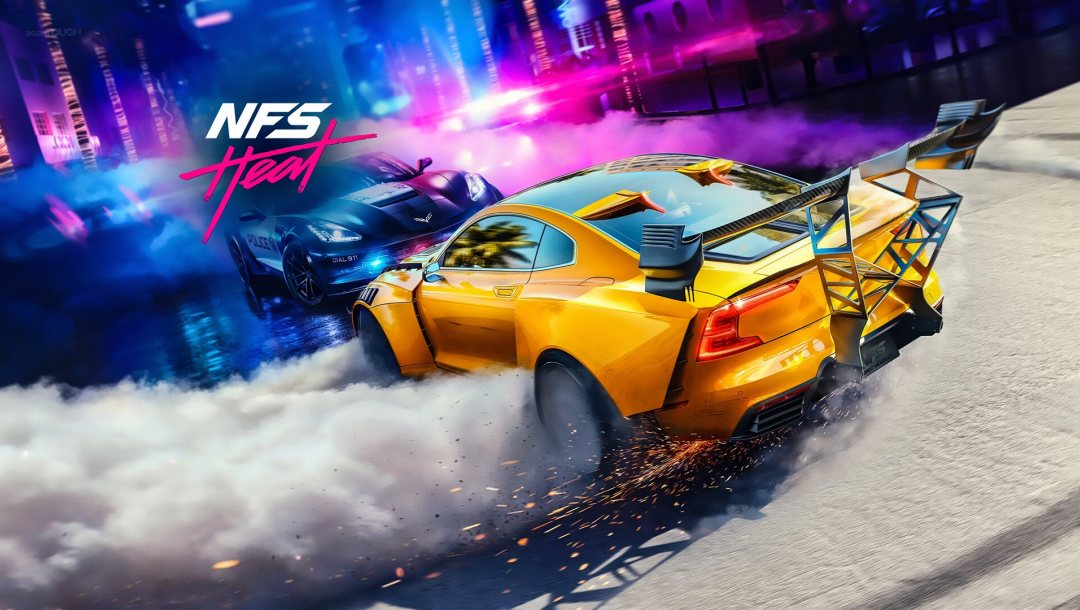 Need for Speed: Heat,Electronic Arts,Ghost Games,NFS Heat