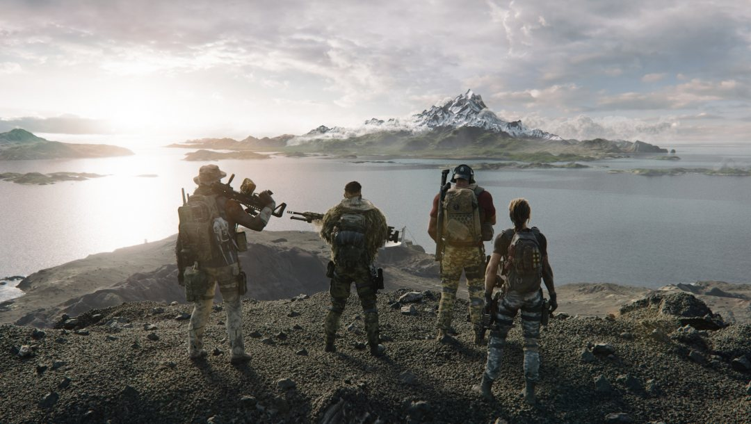 Tom Clancy's,Ghost Recon: Breakpoint,ubisoft,game,Ubisoft Paris,2019,Ghost Recon: Breakpoint