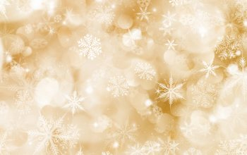 фон, зима,снежинки,christmas,snow,snowflakes, снег,background,winter,golden