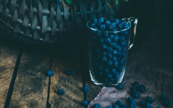 basket,буш,berries,food,блур,blueberries,glass