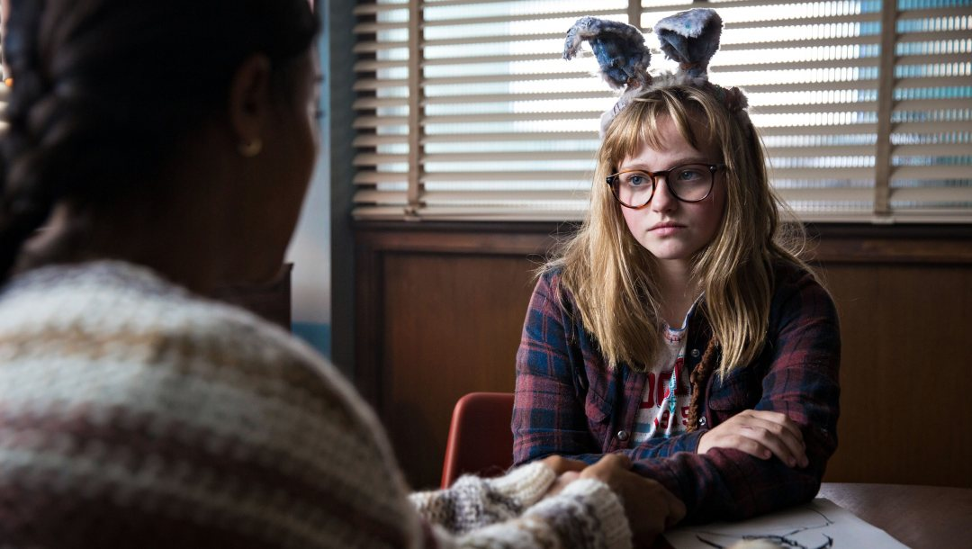 girl,2017,Zoe Saldana,Hare Ears,I Kill Giants,Blondie,Mrs. Mollé,Madison Wolfe,Barbara Thorson