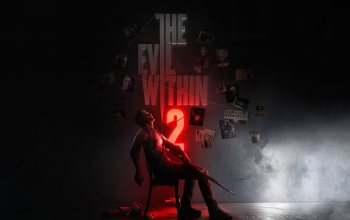 Bethesda Softworks,стул,the Evil Within 2,Tango Gameworks,Sebastian Castellanos,хоррор,персонаж,оружие,foto