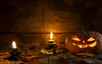 autumn,листья,осен,Halloween,pumpkin,leaves,тыква,хеллоуин
