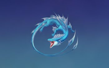 арт,Adrian Amarteifio,illustration,dragon,Marinas,minimalism