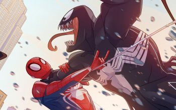fight,Eddie Brock,Веном,Spider-Man:,Peter Parker