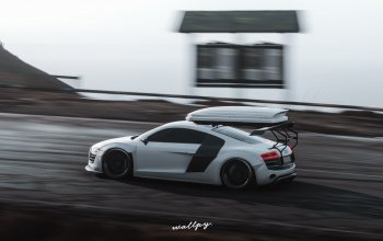 Forza Horizon 4,microsoft,Audi R8,by Wallpy,game