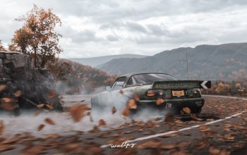 Forza Horizon 4,дрифт,2018,game,microsoft,mx-5,by Wallpy,Mazda