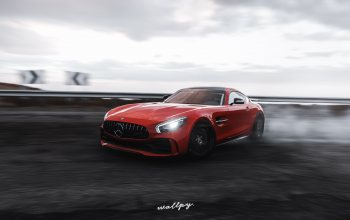Forza Horizon 4,game,гт-р,Мercedes-benz,microsoft,2018,by Wallpy,///AMG