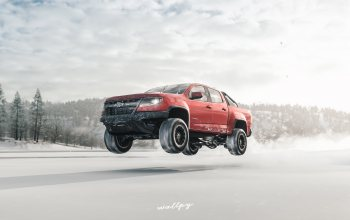 chevrolet,microsoft,by Wallpy,Forza Horizon 4,game art,colorado,2018